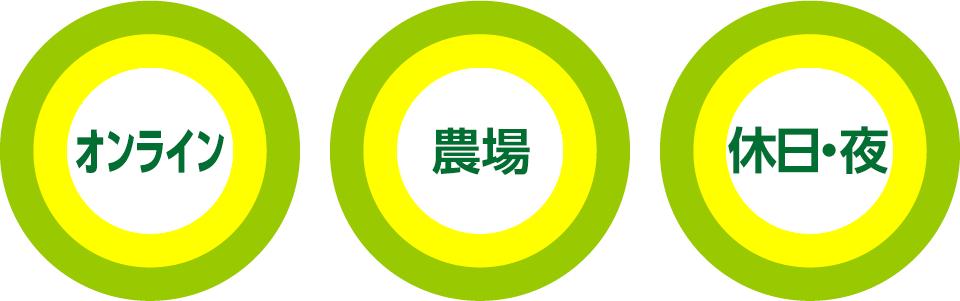 オンライン/農場/休日・夜